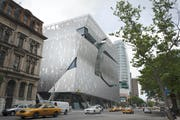 41 Cooper Square in New York City.