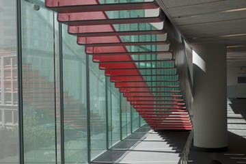 Juilliard staircase slow stair 1322