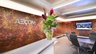 AECOM Cleveland Office Interior