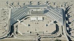 Terminal d airport