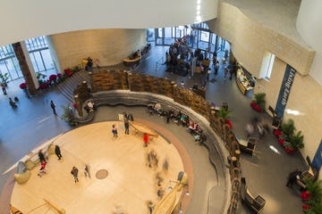 The Smithsonian NMAI