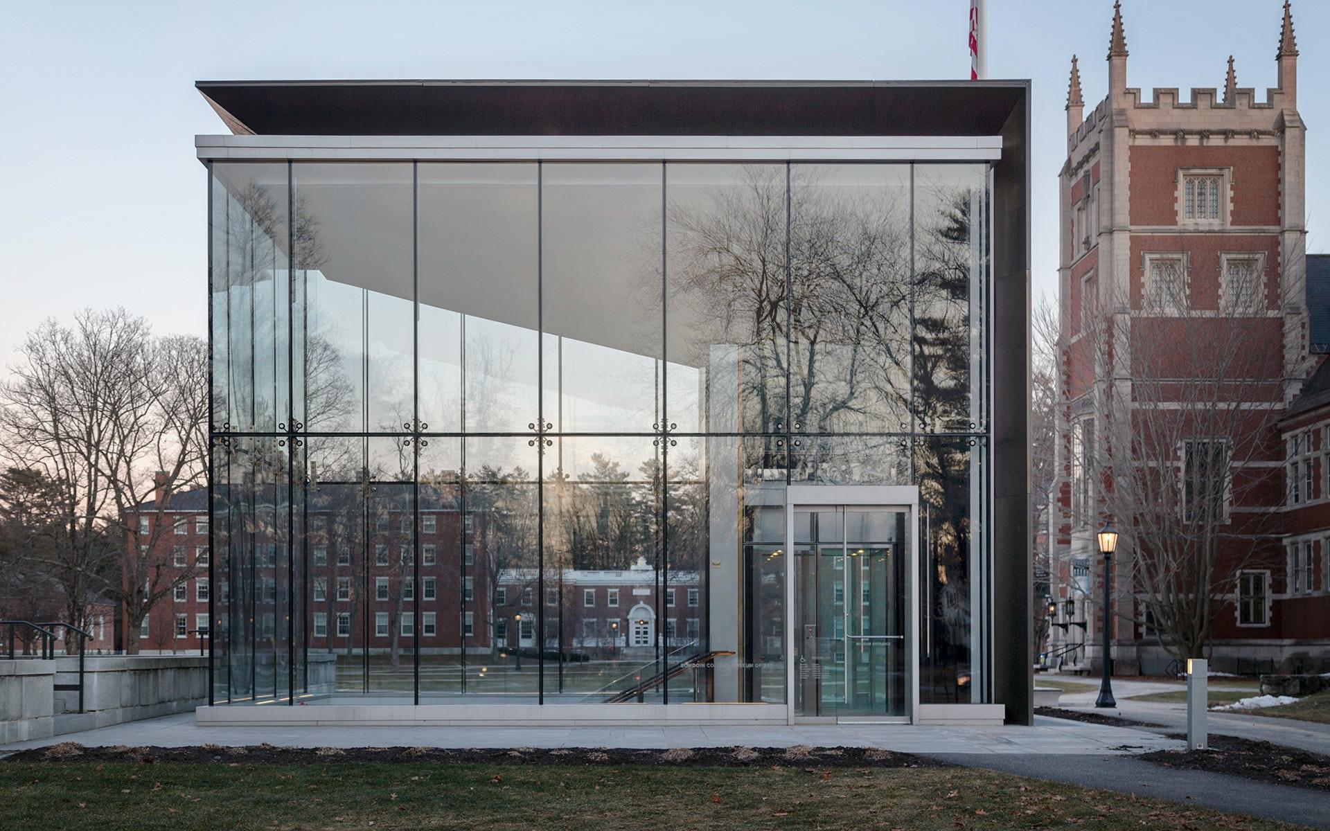 Bowdoin art center zahner publicscrutiny Images