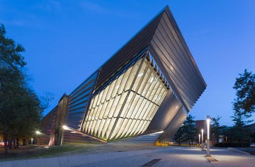The Metal Manufacturer behind Zaha Hadid's latest American Project