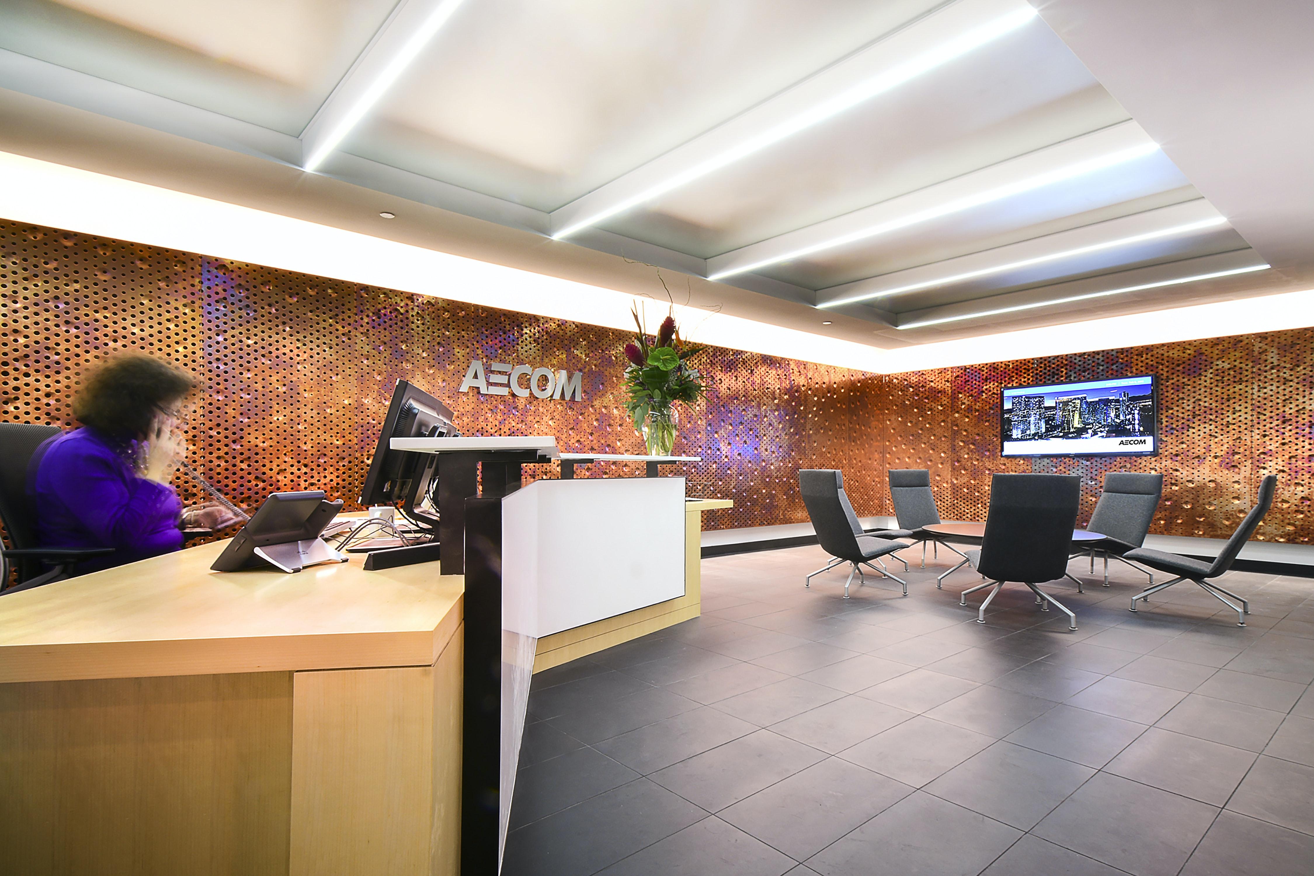 AECOM Office Interior | Zahner
