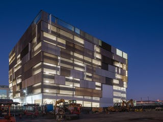 UCSF Parking Structure