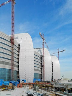 Sidra Medical Center | Zahner