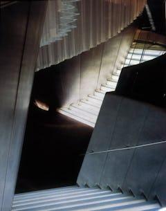 Hotel Stairs at the Felix Hong Kong