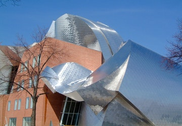 Weatherhead curved forms