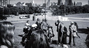 Skywalk Memorial Groundbreaking