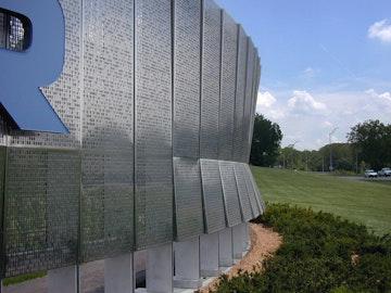 Cerner headquarters sculpture