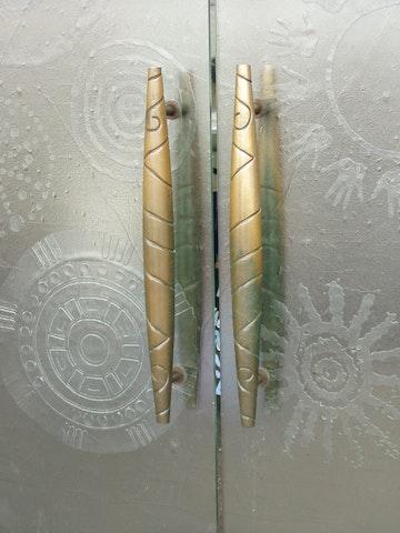 Custom door handles nmai