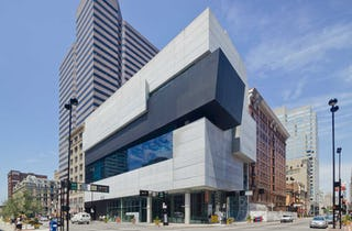 The Lois & Richard Rosenthal Center for Contemporary Art.