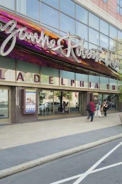 Suzanne Roberts Theatre in Philadelphia.