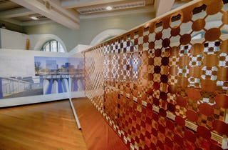 Explorations, Defining Surface: an Exhibit of Fabrications