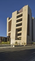 South view of the El Paso Courthouse.