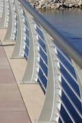 Custom railing for Douglas Street Bridge