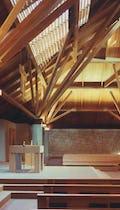 Architectural interior designed by SFS Architecture