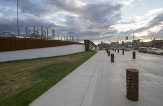 Crosstown Station wins Cornerstone Energy Award