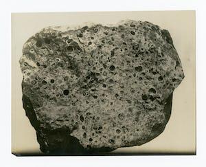 Specimen of bauxite