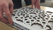 Custom ceramic test zahner