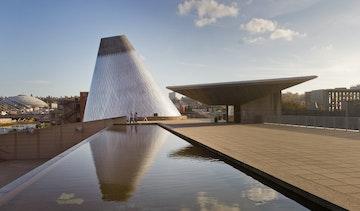 Museum of glass photo c zahner 2994