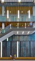 Wide main stair lisa logan