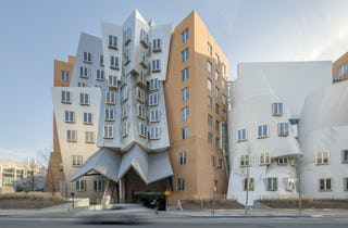 Wired Magazine Features MIT Stata Center