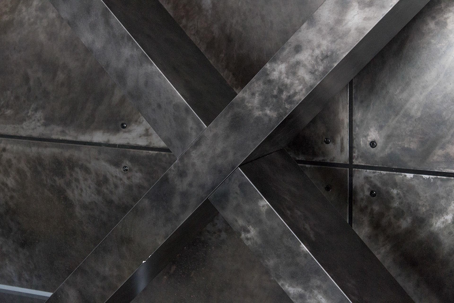 Blackened Steel Zahner