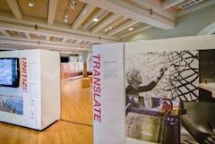 Zahner Exhibit at University of Texas at Austin Materials Lab