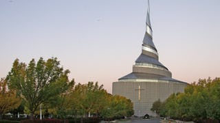 Independence Temple