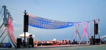 Noisette pavilion performance