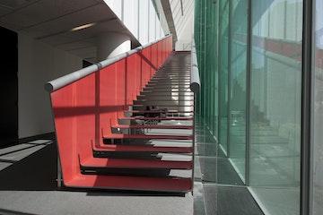 Juilliard staircase slow stair 1326