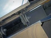 Detail of hardware pritzker