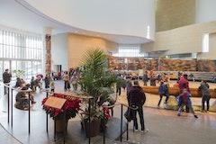 Smithsonian indian museum c zahner 8130