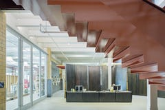 Kieran Timberlake Office Stair