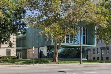 Columbus Museum of Art, South Entrance.