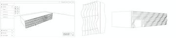Zahner patent images for ShopFloor CloudWall systems.