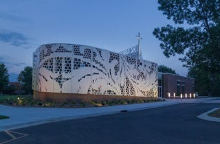 St. Teresa's Academy featured on ArchDaily, DesignBoom
