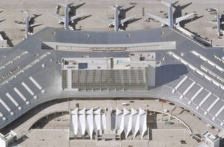 ArchRecord features DFW Airport
