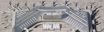 DFW Airport Terminal D.