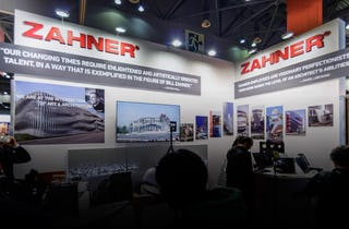 Zahner to Exhibit at AIA Chicago June 26-28th with Jarden Zinc