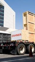 Lapd unloading zahner