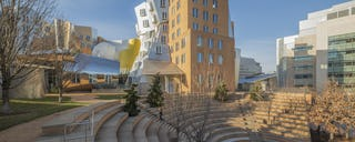 "MIT Stata Center featured in ""Architectural Record"""