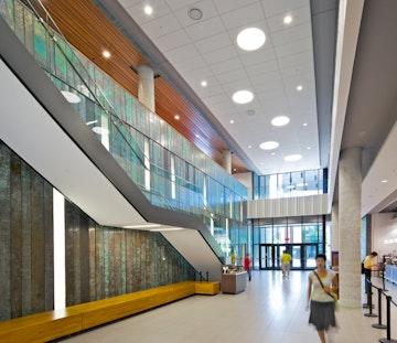 University of toronto stair cafe canada flynn