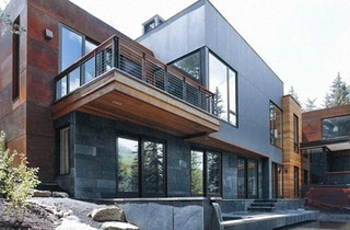 Vail residence dayton architects