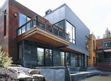 Dayton Residence in Vail, Colorado.