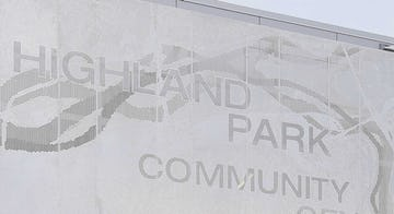 Highland Park Community Center.