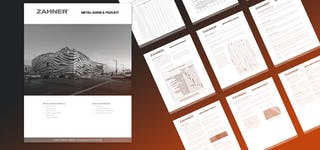 Zahner Metal Guide & Toolkit