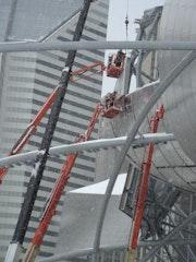 Pritzker construction c1 panel setting