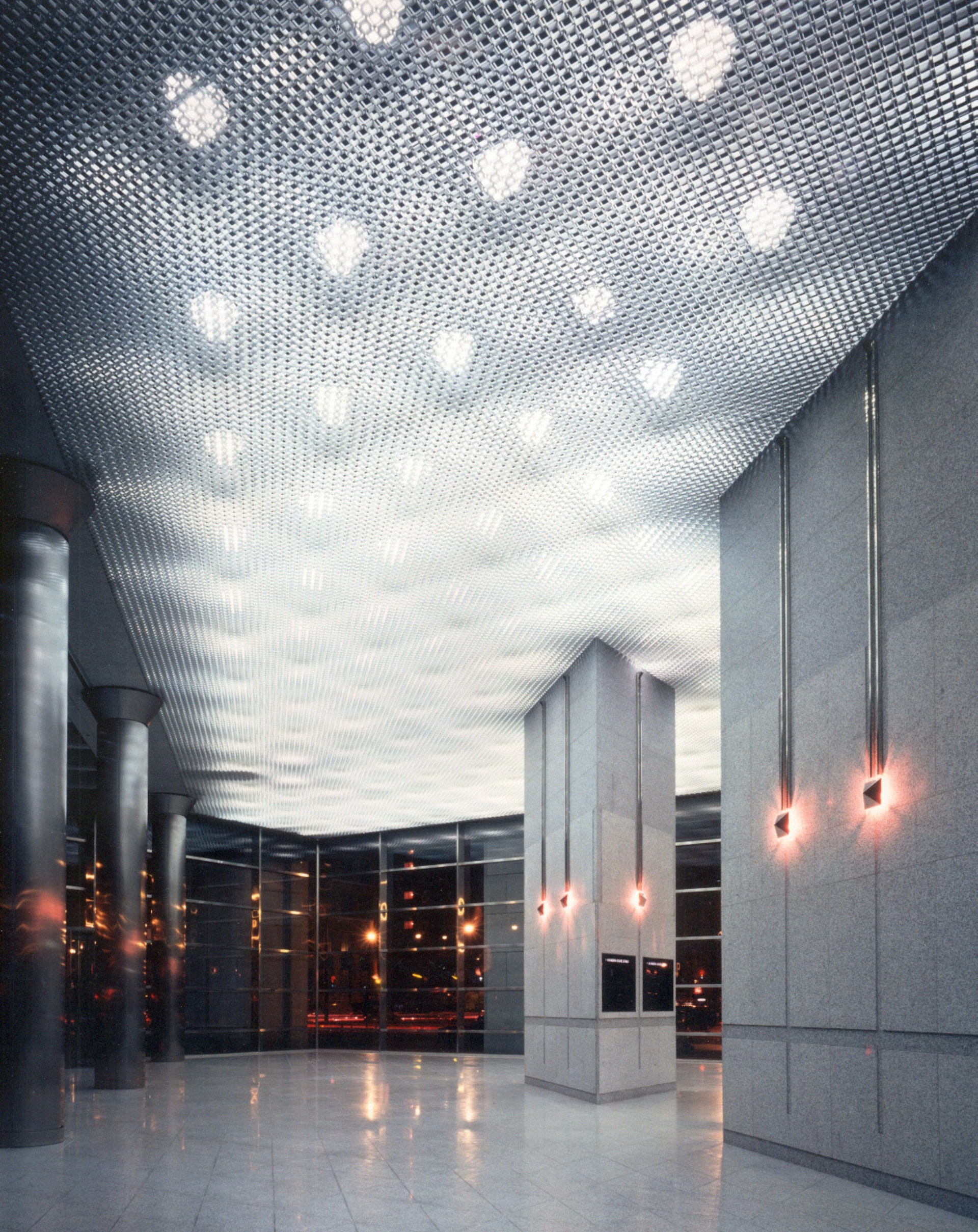 jointless of amf ceiling a physics building knauf tacet magazine detail by acoustic article